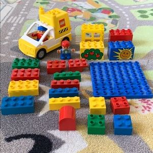 Duplo Legos Building Blocks Set (24pc)